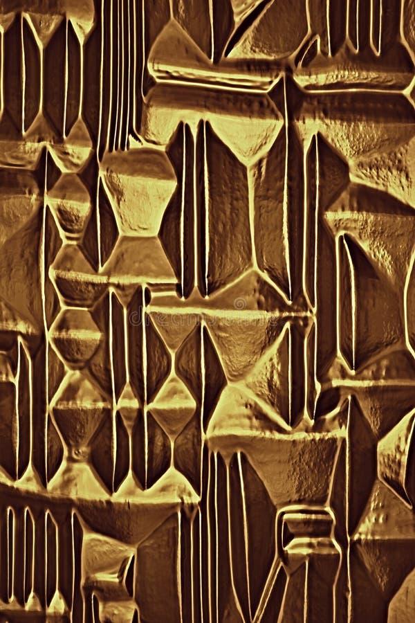 Абстрактное декоративное стекло стоковые изображения