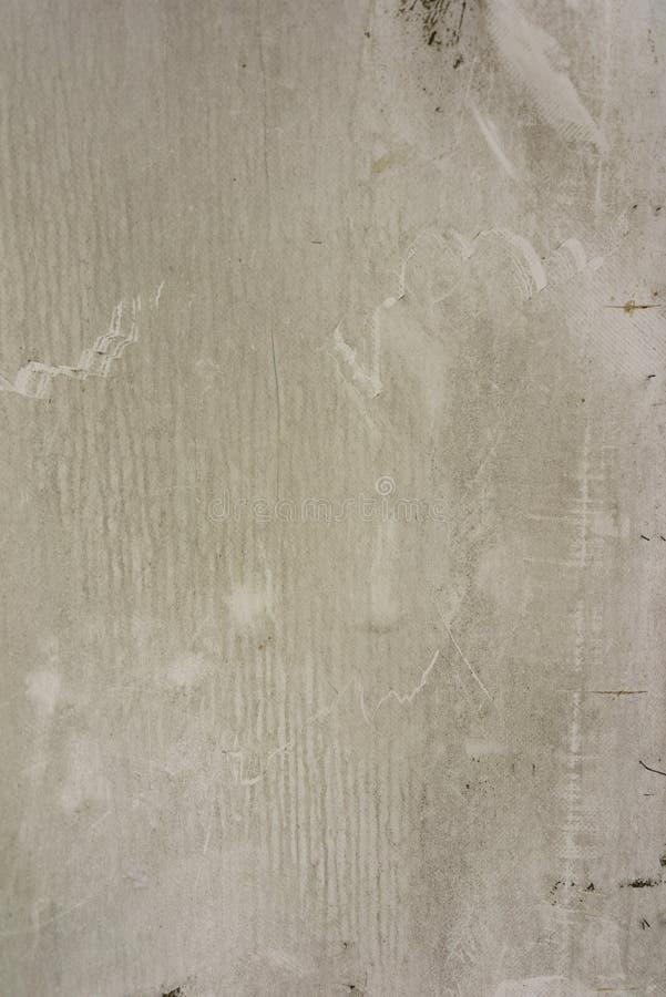 поверхность металла старая Предпосылка Grunge Отличает светлой бело-серой текстурой конец вверх бесплатная иллюстрация