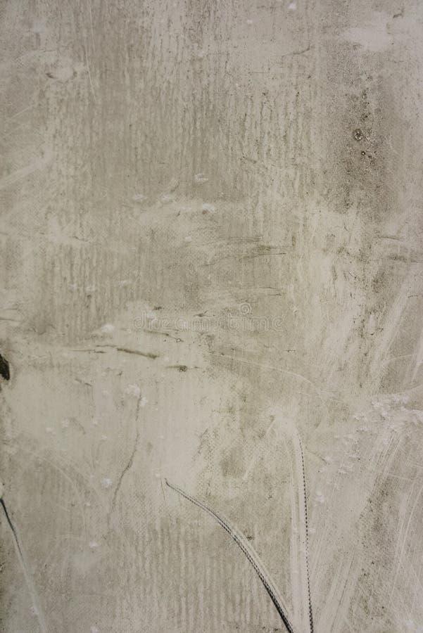 поверхность металла старая Предпосылка Grunge Отличает светлой бело-серой текстурой конец вверх иллюстрация вектора