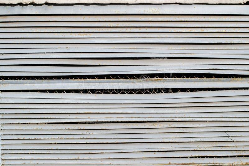 поверхность металла старая стоковая фотография rf