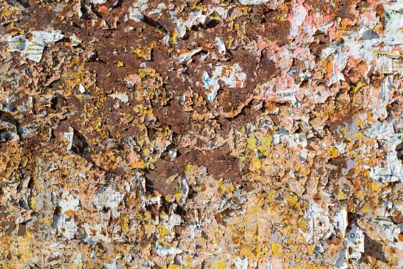 поверхность металла старая стоковое фото rf