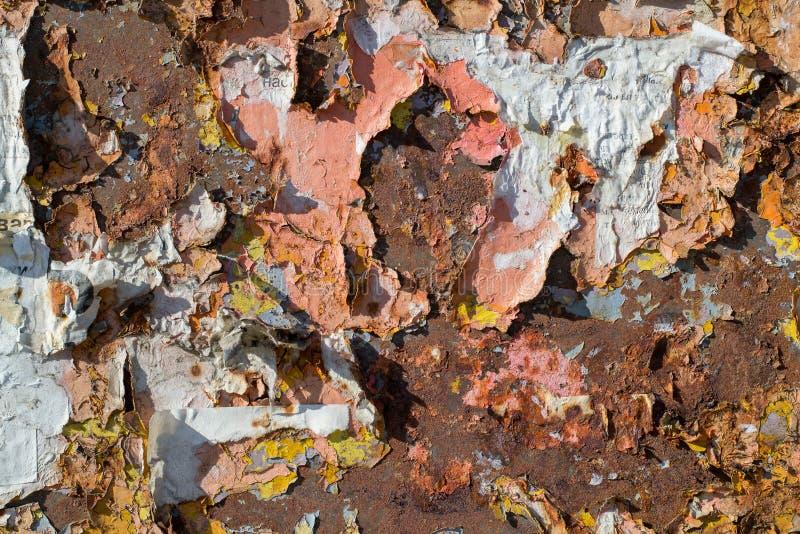 поверхность металла старая стоковые фото