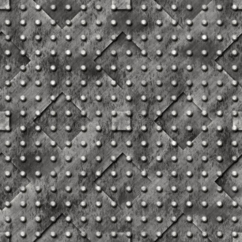 поверхность поднятая металлом бесплатная иллюстрация