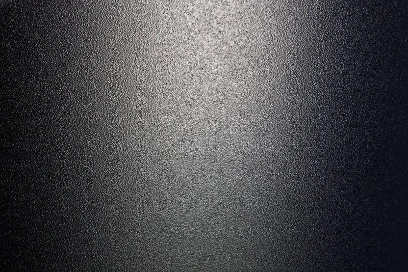 Поверхность притертого стекла в черном тоне иллюстрация вектора