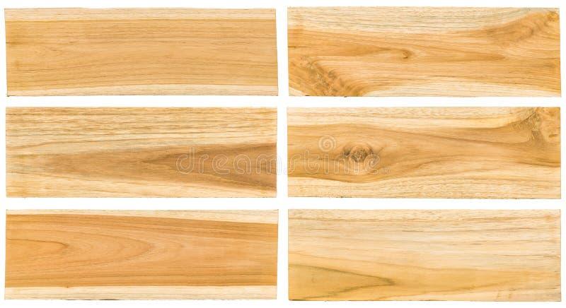 Поверхность планки Teak деревянная стоковое фото