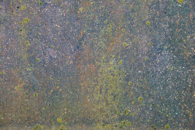 Поверхность старого металлического листа с ржавчиной стоковое фото