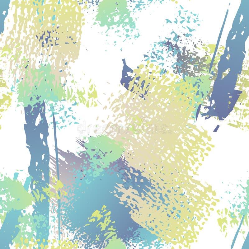 Поверхность Grunge руки вычерченная Побелите уголь и краску мелом иллюстрация штока