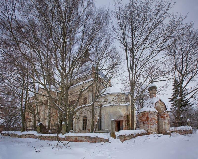 повелительница kazan церков наша стоковые фотографии rf