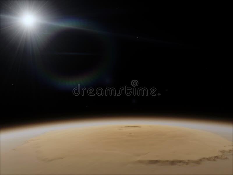 повреждает поверхность Концепция астрономии и науки Высококачественный, разрешение, 4k Тема космоса Элементы этого изображения стоковое фото