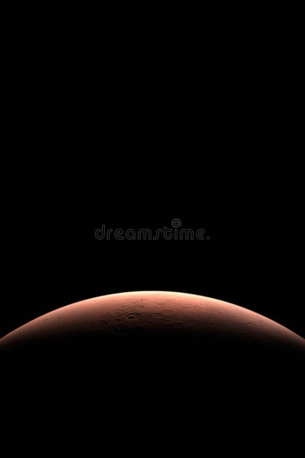 повреждает система планет солнечная стоковая фотография