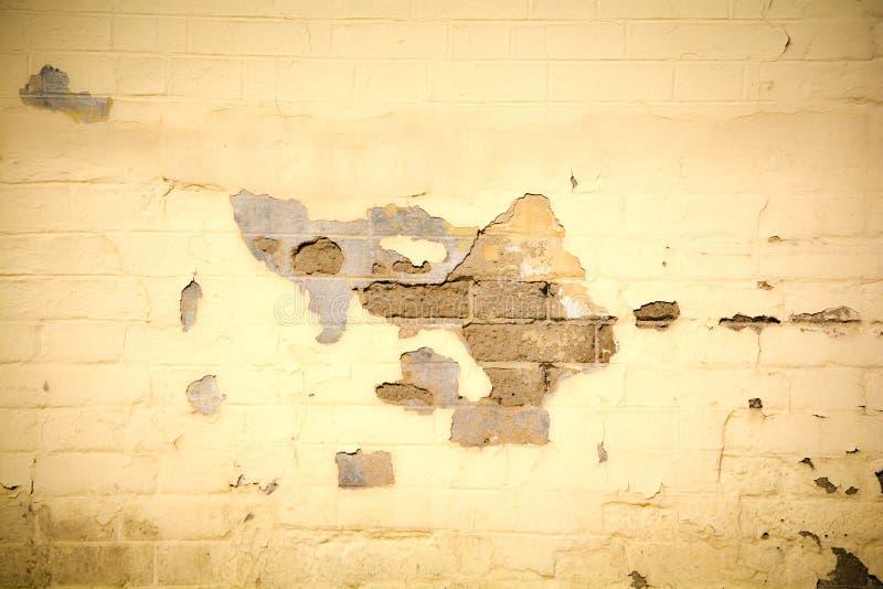 поврежденная стена стоковые фотографии rf