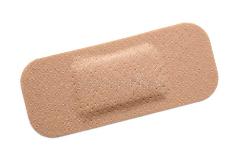 повязка bandaid стоковое изображение rf