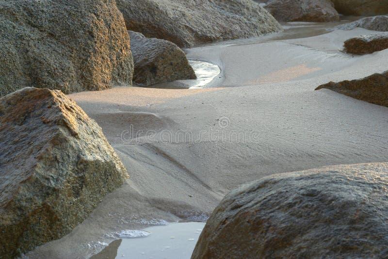 поглощенный океан стоковые изображения