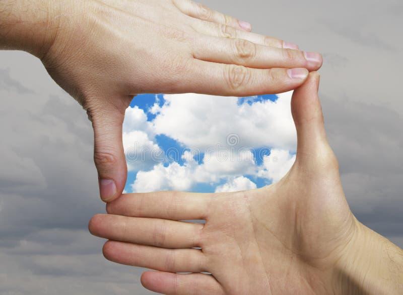 Download погода принципиальной схемы Стоковое Изображение - изображение насчитывающей темно, рамка: 18379393