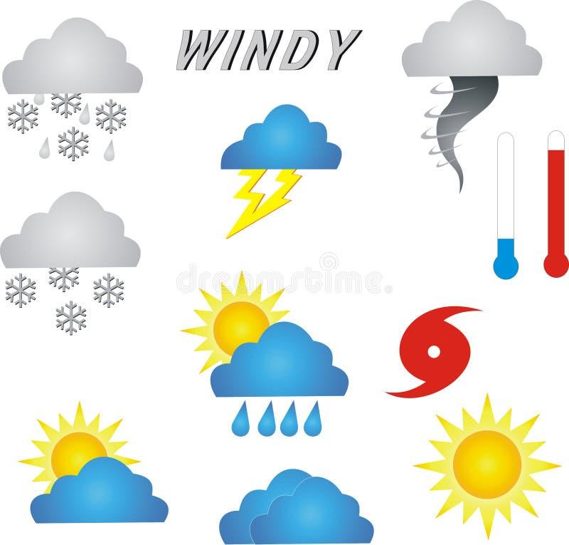 погода символов бесплатная иллюстрация