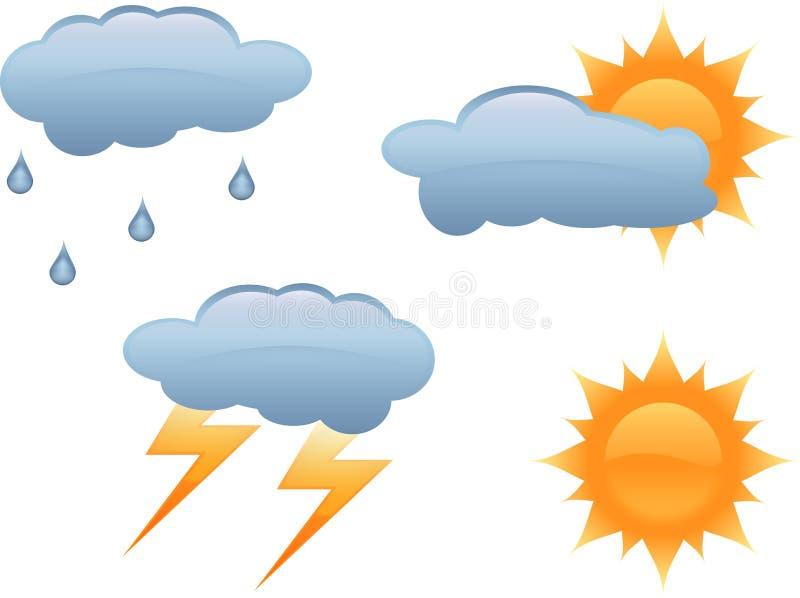 погода иллюстрация вектора