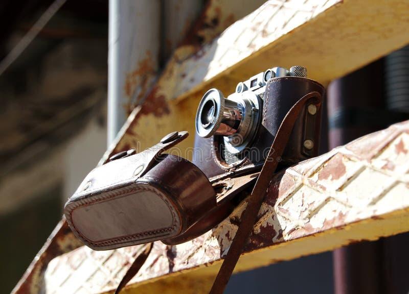 ПОДАННАЯ камера стоковое фото