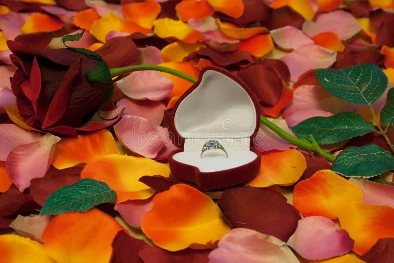 Подарок венчания стоковые фото