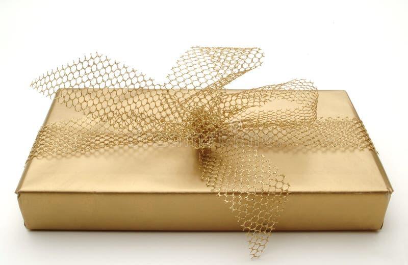 подарок одиночный стоковые фотографии rf