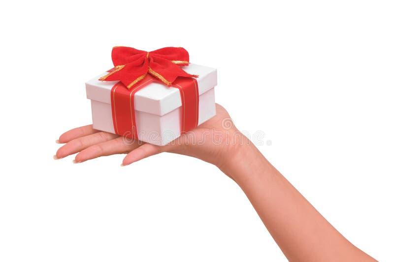 подарок стоковые изображения