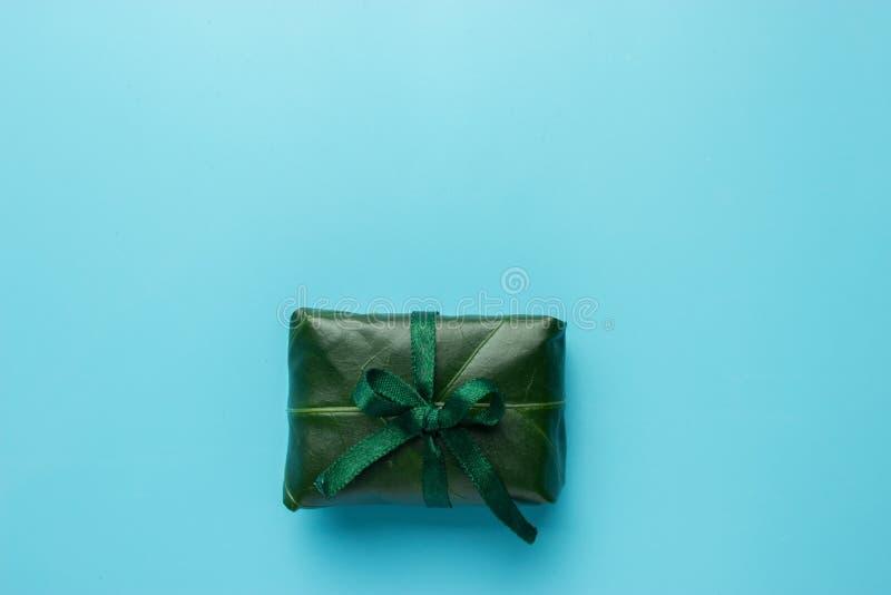 Подарок Eco дружелюбный стоковая фотография rf