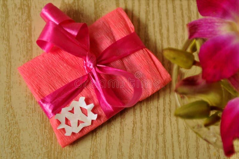 подарок handmade стоковые фото