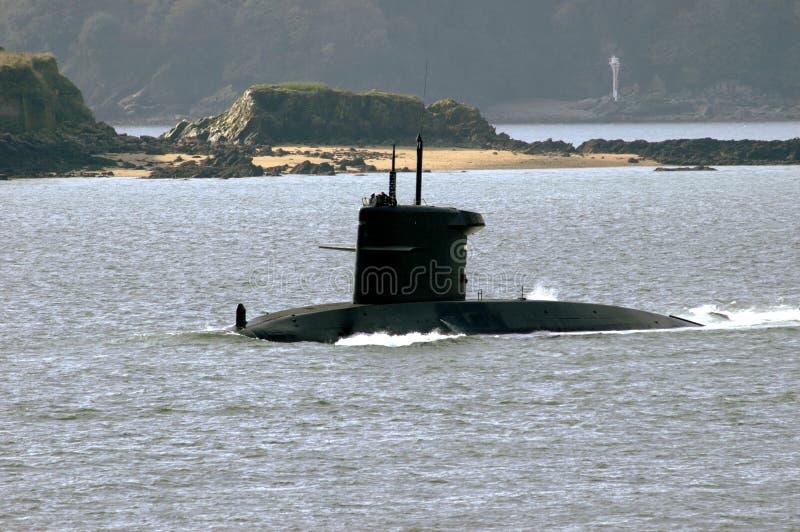 Download подводная лодка стоковое изображение. изображение насчитывающей вода - 291359