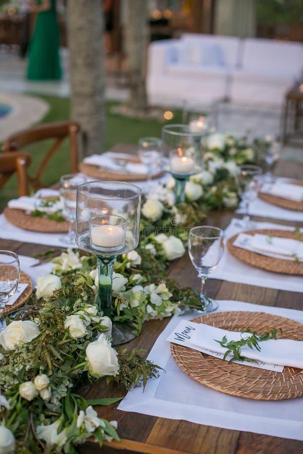 Подготавливайте для wedding стоковые фотографии rf