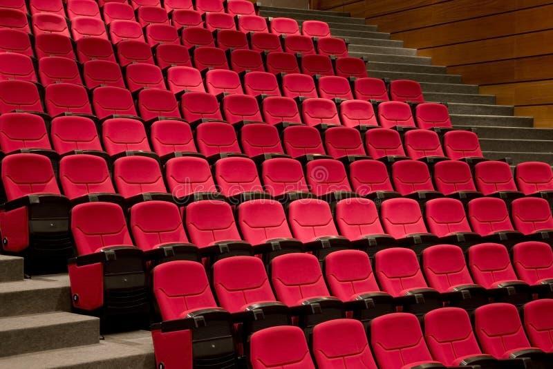 подготавливайте театр театра выставки стоковое фото rf