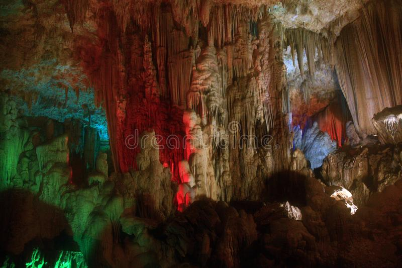 подземелье внутрь стоковые изображения rf