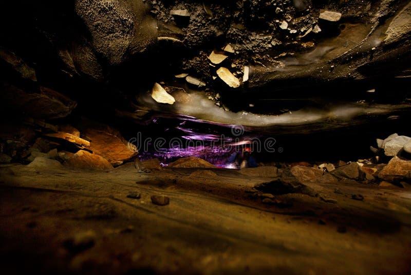 подземелье волшебное стоковое изображение