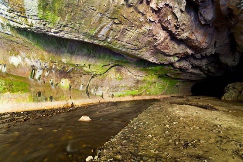 подземелье Румыния bolii стоковое изображение rf