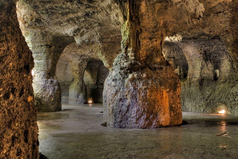 подземелье стоковые фотографии rf