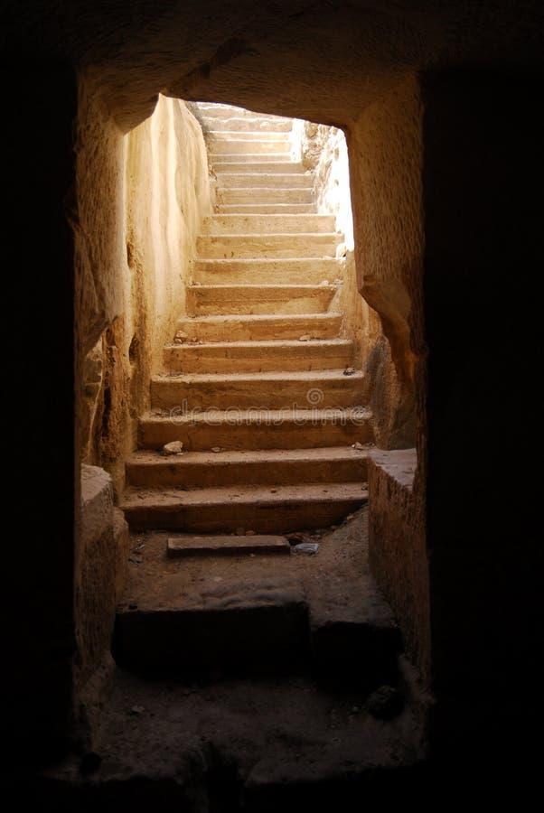 подземелья стоковое изображение