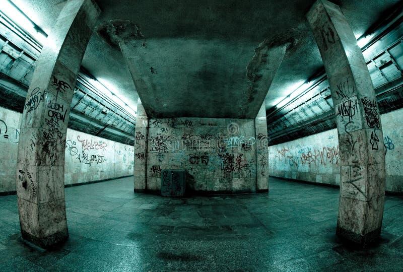 подземно стоковое фото rf