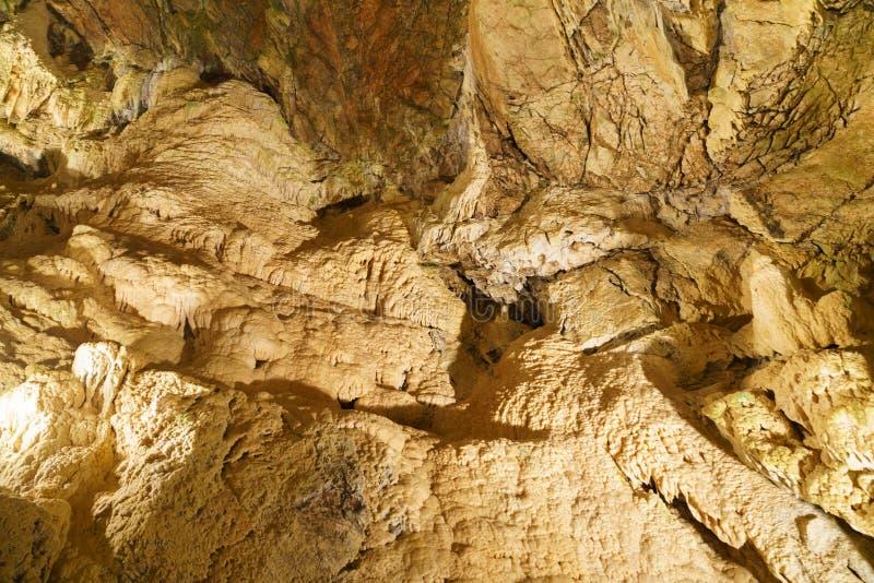 Подземные grottes стоковая фотография rf