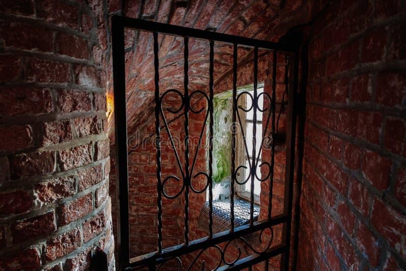 Подземный проход стоковая фотография
