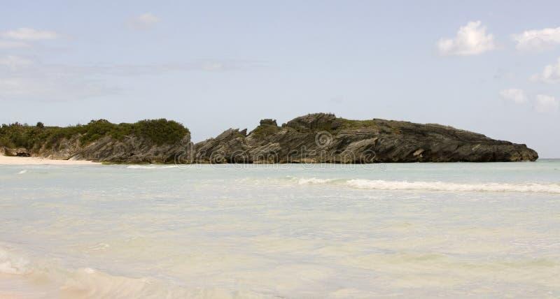 Download подкова пляжа стоковое изображение. изображение насчитывающей небо - 18399813