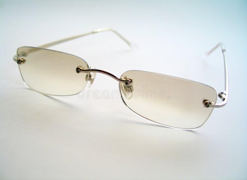 подкрашиванные солнечные очки стоковые фото
