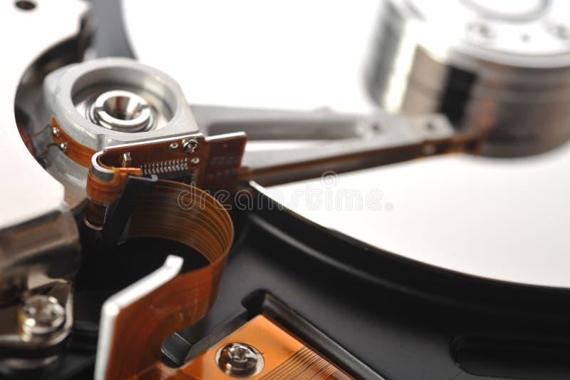 поднимающее вверх близкого диска трудное стоковое изображение