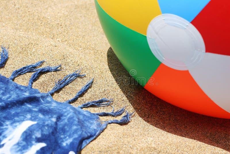 поднимающее вверх пляжа близкое стоковые изображения