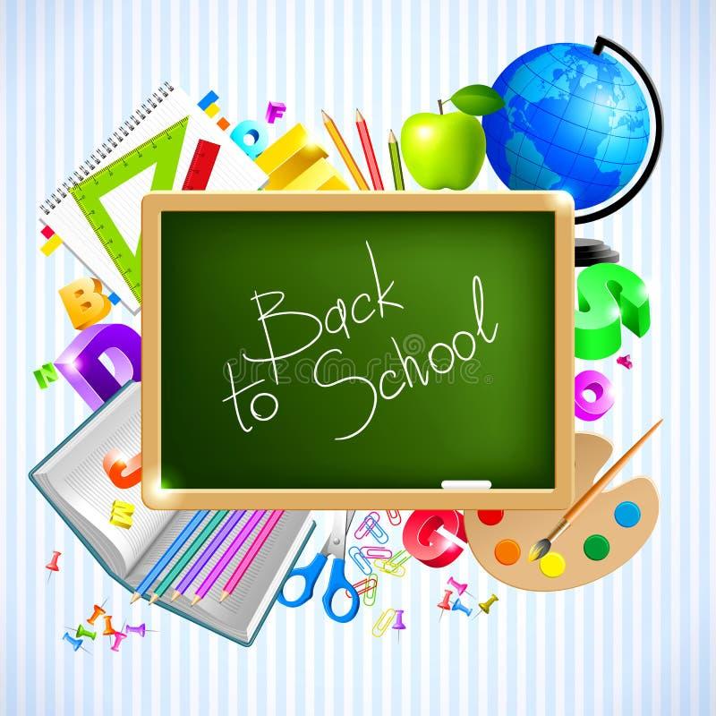подоприте школу к бесплатная иллюстрация