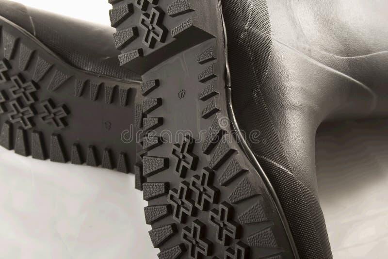подошвы резины ботинка стоковая фотография rf