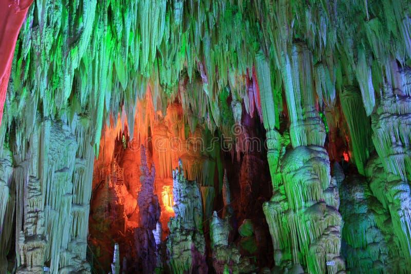 подполье красивейшего подземелья волшебное стоковое изображение rf