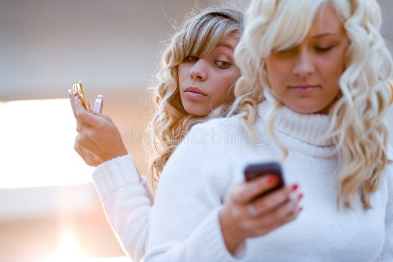 подростки уклада жизни стоковая фотография rf