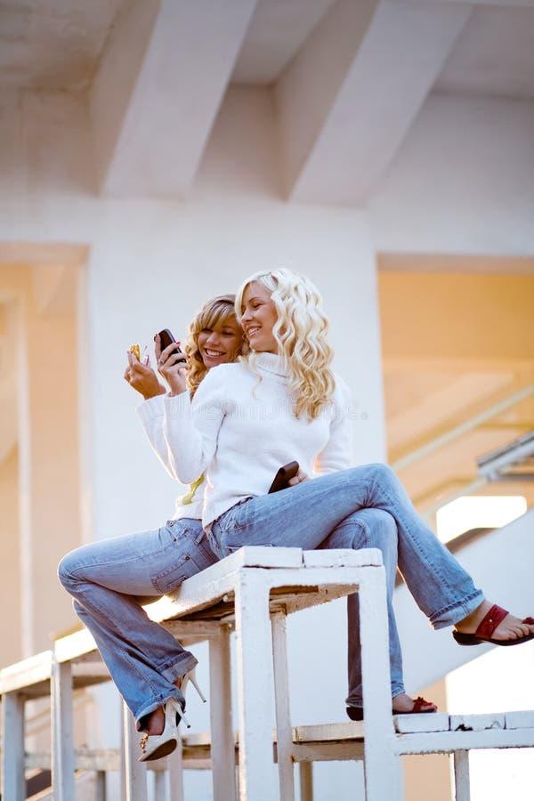 подростки уклада жизни стоковые фотографии rf