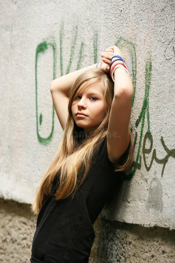 подросток девушки стоковые изображения rf