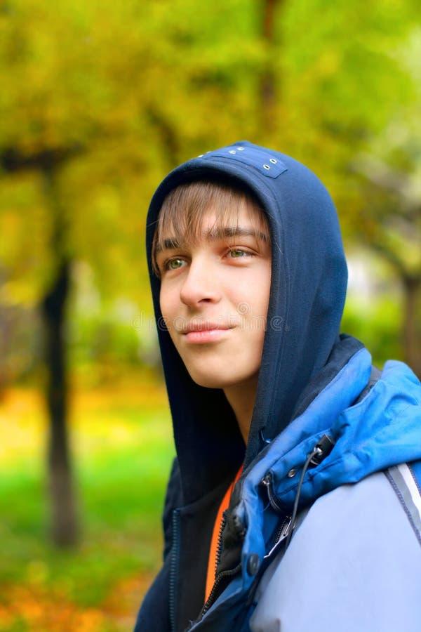 подросток портрета стоковая фотография rf