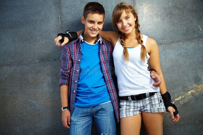 подросток стоковое изображение