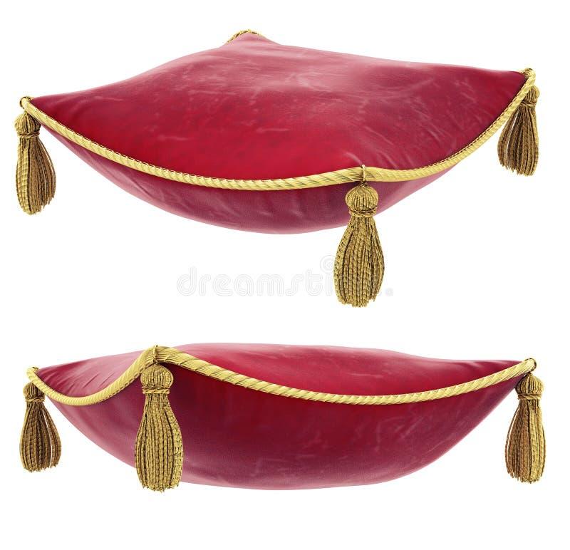подушка королевская стоковая фотография